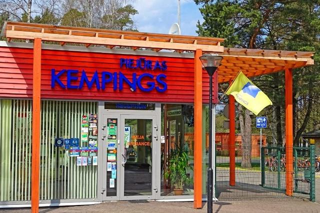 """""""Piejūras kempings"""" aicina ciemos uz Ventspili"""
