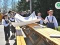 4. maijā aicina pacelt karogus un svinēt brīvību Baltā galdauta svētkos