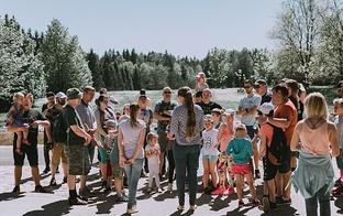 Īpašas ekskursijas tētiem un bērniem – izlūkgājieni