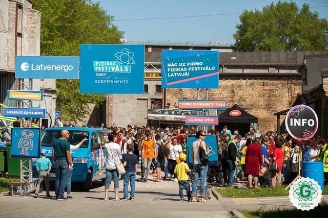 Baltijā lielākais fizikas festivāls piedāvās daudzpusīgu programmu