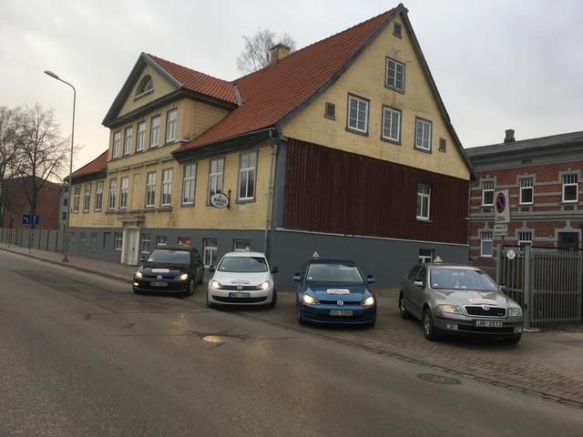 Apgūsti autovadītāja prasmes Liepājā!