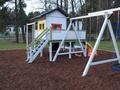 Latvijā radīti bērnu rotaļu laukumi no kvalitatīviem izejmateriāliem