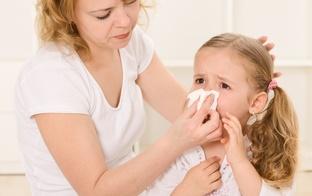 Vai kādu no jūsu bērniem skar alerģija?