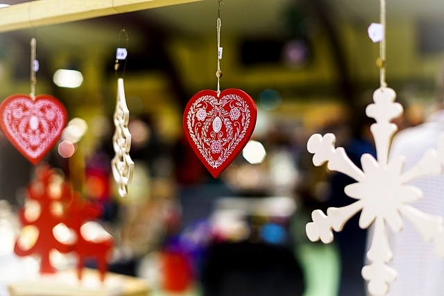 Ziemassvētku gaidīšanas pasākumi lieliem un maziem