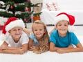 Apsveicam visas Latvijas daudzbērnu ģimenes Ziemassvētkos!
