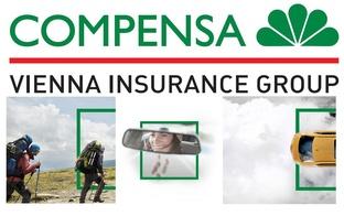 Mūsu atbalstītāju pulkam pievienojas arī COMPENSA