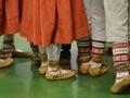 """Projekta """"Latvisko tradīciju popularizēšana ģimenēs un jauniešu vidū"""" īstenošana Preiļos, Riebiņos un Vārkavas novados"""