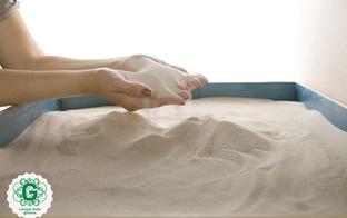 Smilšu spēles terapija – simbolisks ceļš pie sava iekšējā bērna