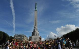 Rīgā tiekas Eiropas daudzbērnu ģimenes