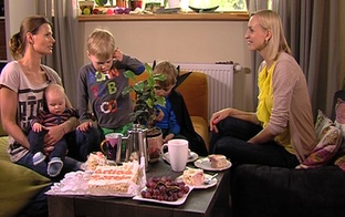 VIDEO: Dzīve daudzbērnu ģimenēs
