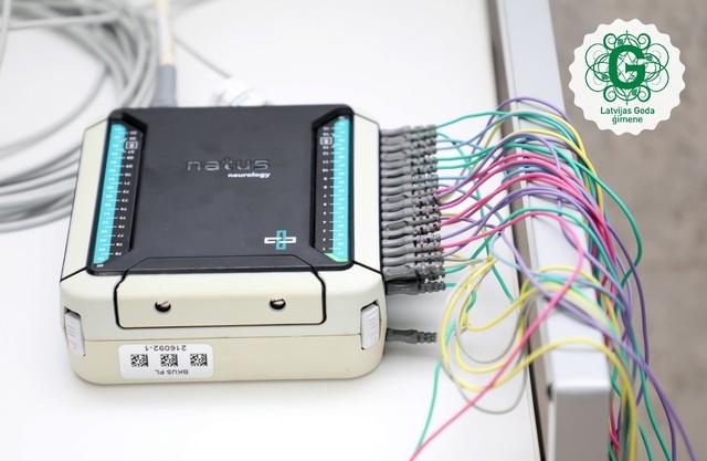 Bērnu slimnīcā sāks izmantot ierīci, kas pilnībā ļaus izārstēt epilepsiju daudziem bērniem