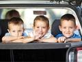 Auto ģimenei ar trim bērniem: iesaka autoDNA