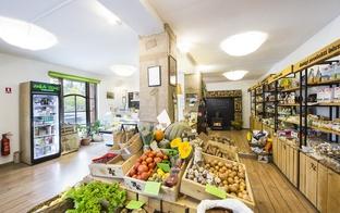 Bioloģiski un dabīgi produkti ar 3+ karti lētāk Zaļās zemes veikaliņā!