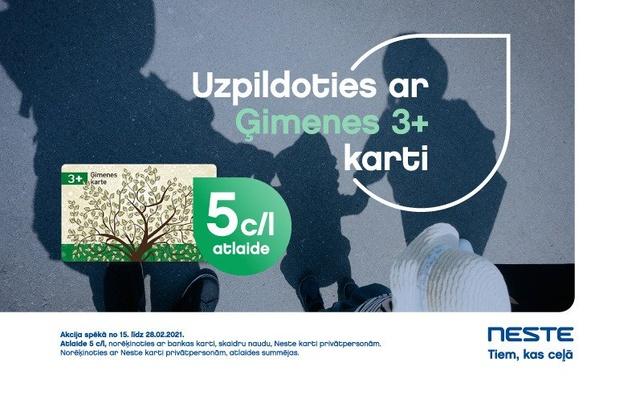 Neste Latvija ir par kuplām un spēcīgām ģimenēm!