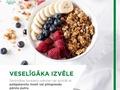 5 pakāpeniski soļi ceļā uz veselīga uztura revolūciju