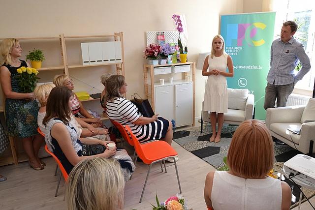 Pusaudžu resursu centrs Liepājā atver pirmo reģionālo filiāli!