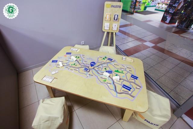Latvijas Pasts Jelgavā atklās ārpus galvaspilsētas pirmo jaunajiem vecākiem draudzīgo pasta nodaļu