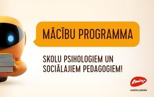 Jau 65 mācību iestādēs psihologi un sociālie pedagogi gatavi izglītot vecākus par atbildīgu tehnoloģiju lietošanu