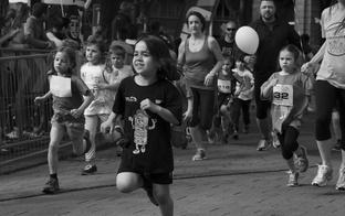 Vai arī jūsu ģimene skrien maratonā?