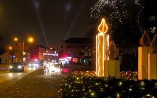 Ventspilī Aicina rakstīt iesniegumus Ziemassvētku pabalsta saņemšanai
