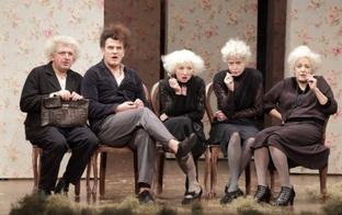 Jaunā Rīgas Teātra piedāvājums 3+ Ģimenes karšu īpašniekiem