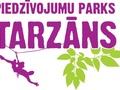 Piedzīvojumu parks ''Tarzāns'' piedāvā , 3+ Goda ģimeņu karšu īpašniekiem apmeklēt šķēršļu parkus ar 20% atlaidi