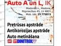 """Jauns programmas dalībnieks IK """"Auto A un L"""" - Madonā"""