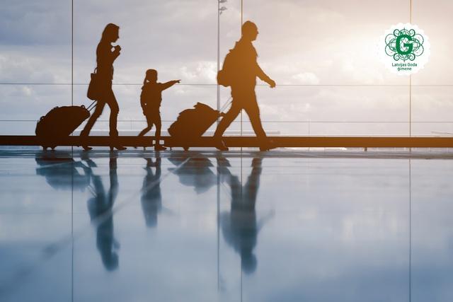 Kas bērnam noteikti jāpastāsta pirms ceļojuma?
