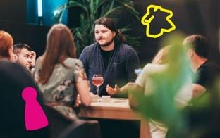 Iepazīsti galda spēļu kafejnīcu Brain Games Cafe