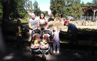 Atvadas no vasaras: ciemošanās Rīgas Zoo