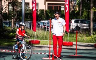 Rīgas svētku laikā bērni varēs pārbaudīt savas velobraukšanas prasmes