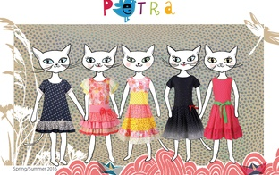 Krāsainas kleitiņas mazajām princesēm ar atlaidi, uzrādot 3+ ģimenes karti! Ražots Latvijā!