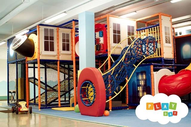 Programmai pievienojas arī PLAYDAY rotaļu laukums