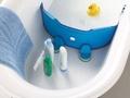 Iegādājies Baby Dam ūdens barjeru vannai ar 3+ Ģimenes kartes atlaidi