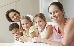 Daudzbērnu ģimeņu vecāku un bērnu savstarpējo attiecību īpatnības