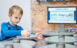 Apmeklē Zinātkāres centrus ZINOO ar 10% atlaidi Rīgā, Daugavpilī, Liepājā un Cēsīs