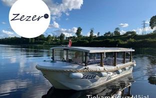 Iepazīsti Cieceres ezeru ar kuģīti Zezer