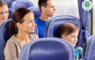 Daudzbērnu ģimenes saņems atlaidi braucieniem reģionālo maršrutu autobusos un vilcienos