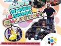 Rīgas svētkos notiks bērnu ratiņu brauciens