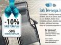 Tavai veselībai! Sāls terapija un skābekļa kokteiļi Ogrē ar 3+ karti lētāk!