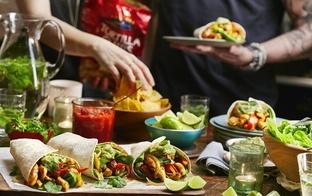 Idejas svētku vakariņām TEX MEX stilā - ātri, krāsaini, garšīgi