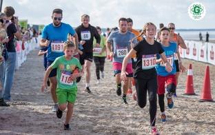 Nekas nesaliedē ģimeni kā sportiskas aktivitātes