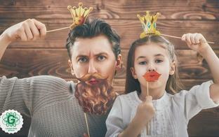Bērnudārzi aicināti piedalīties Tēva dienai veltītā konkursā