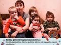 Rīgas stila pavēlnieks aicina: Daudzbērnu ģimeņu bērniem vajag mūsu palīdzību